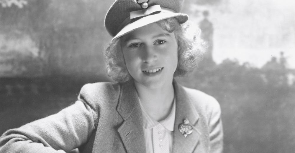Kralice Elizabeth genç hali