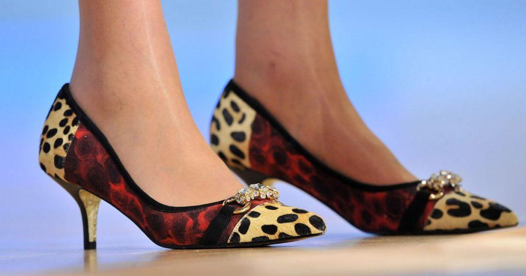 theresa may leopar model