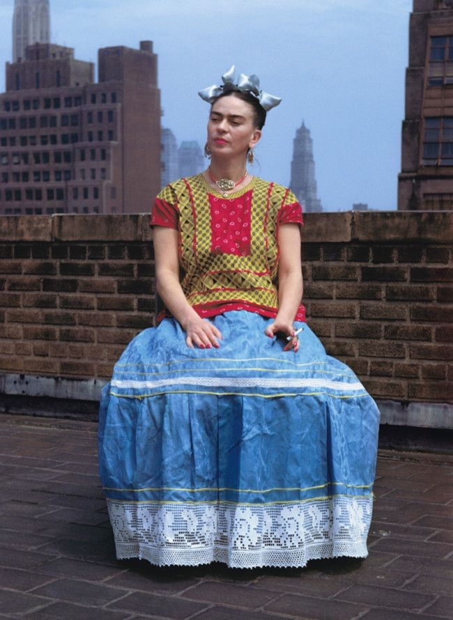 Frida Kahlo New Yorkta