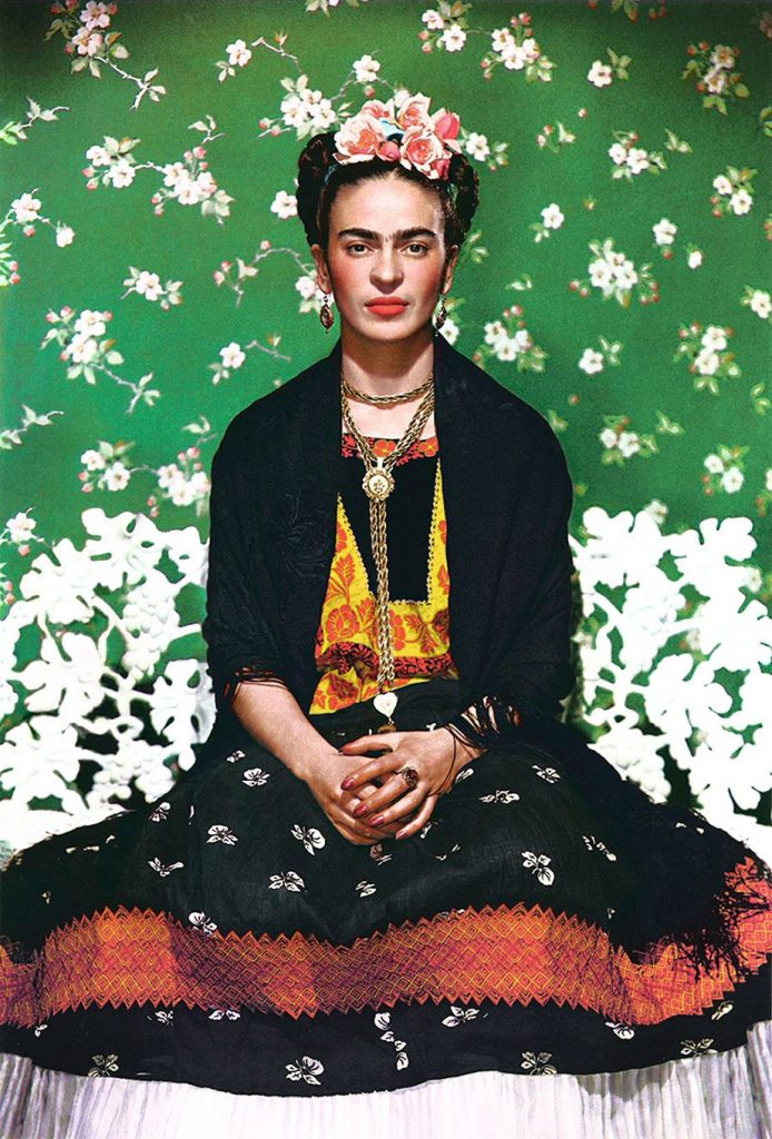 Vogue Paris Frida Kahlo