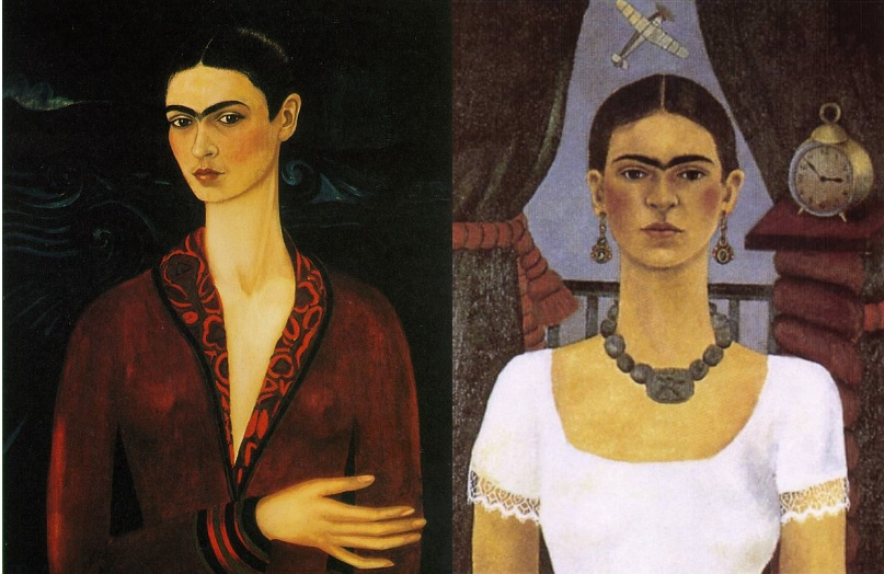 Frida Kahlo giyim tarzı