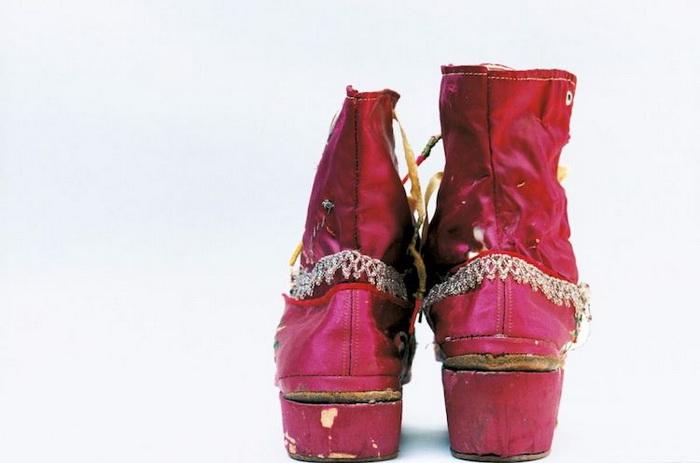 ортопедическая обувь Фриды Кало