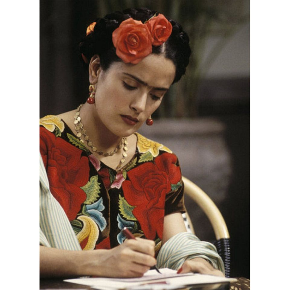 Film Frida Salma Hayek
