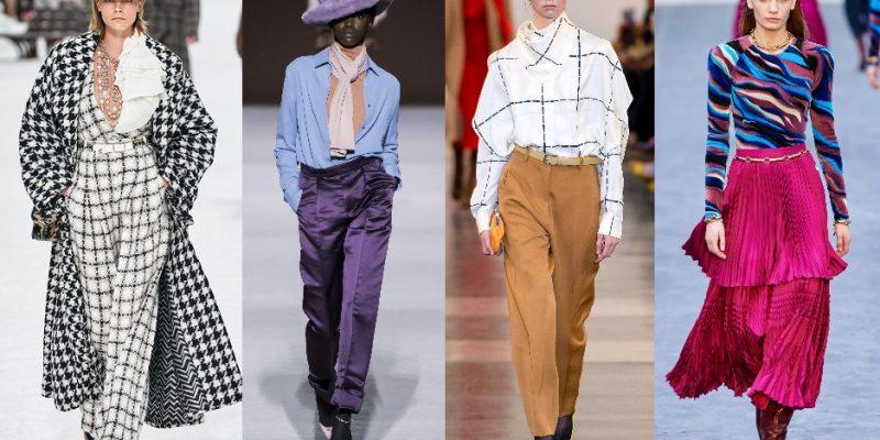 moda trendleri sonbahar kış 2019-2020
