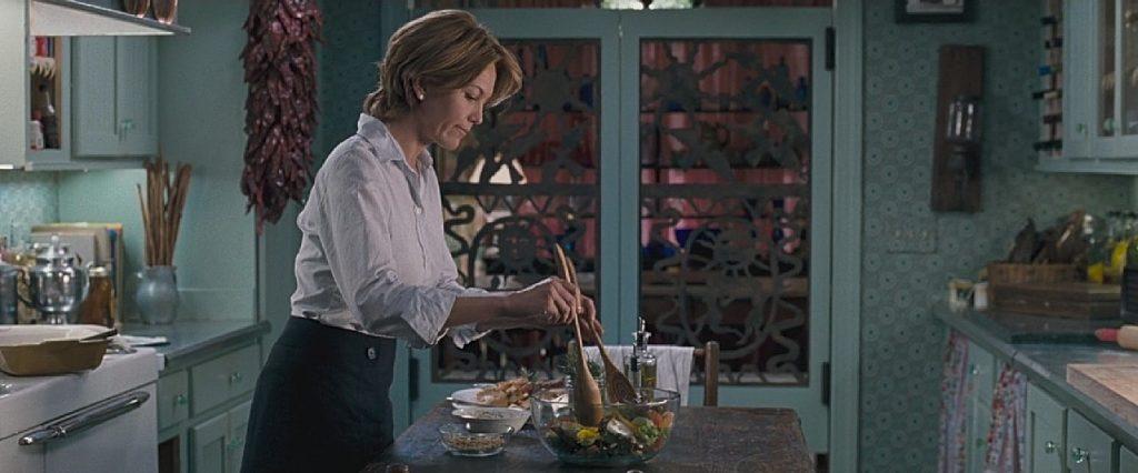 Sevgi fırtınası mutfak