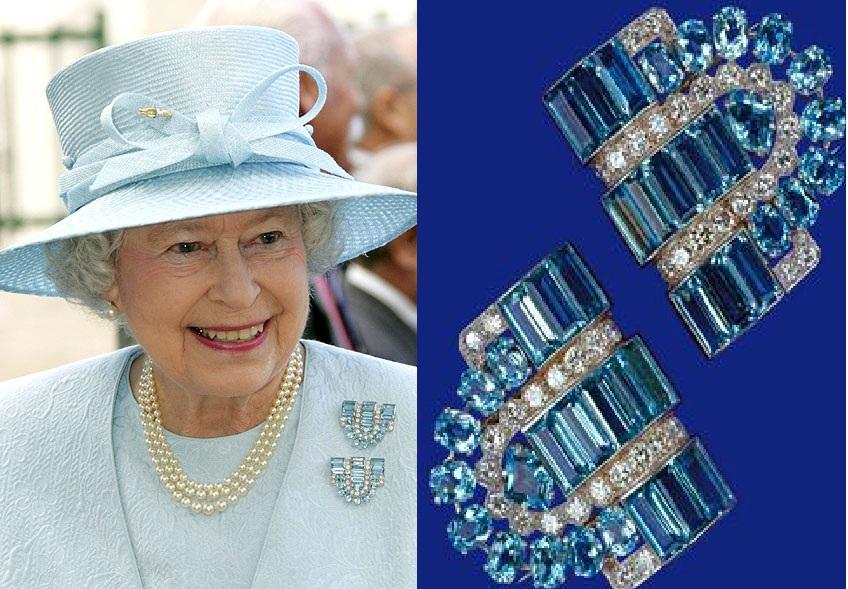 kraliçe elizabeth stili