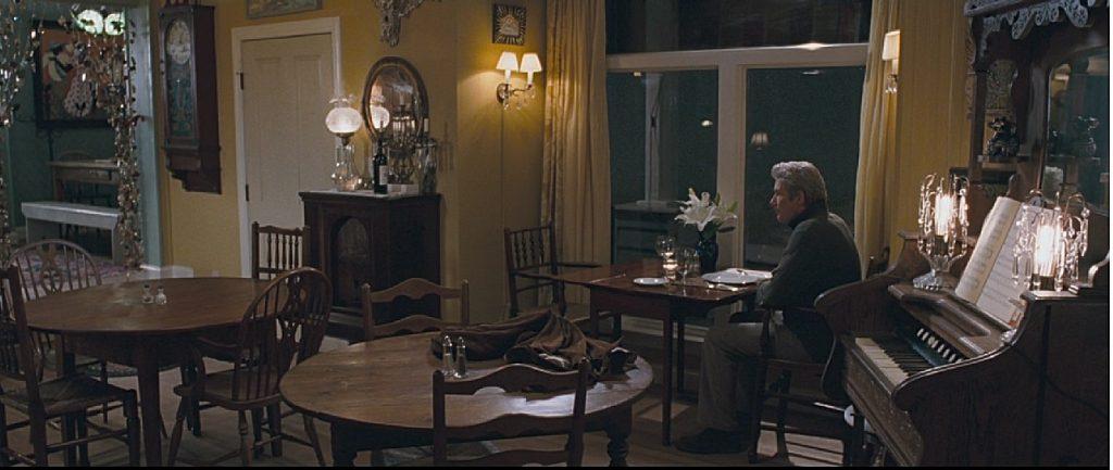 nights in rodanthe dining room