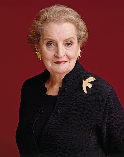 Madeleine Albright kimdir