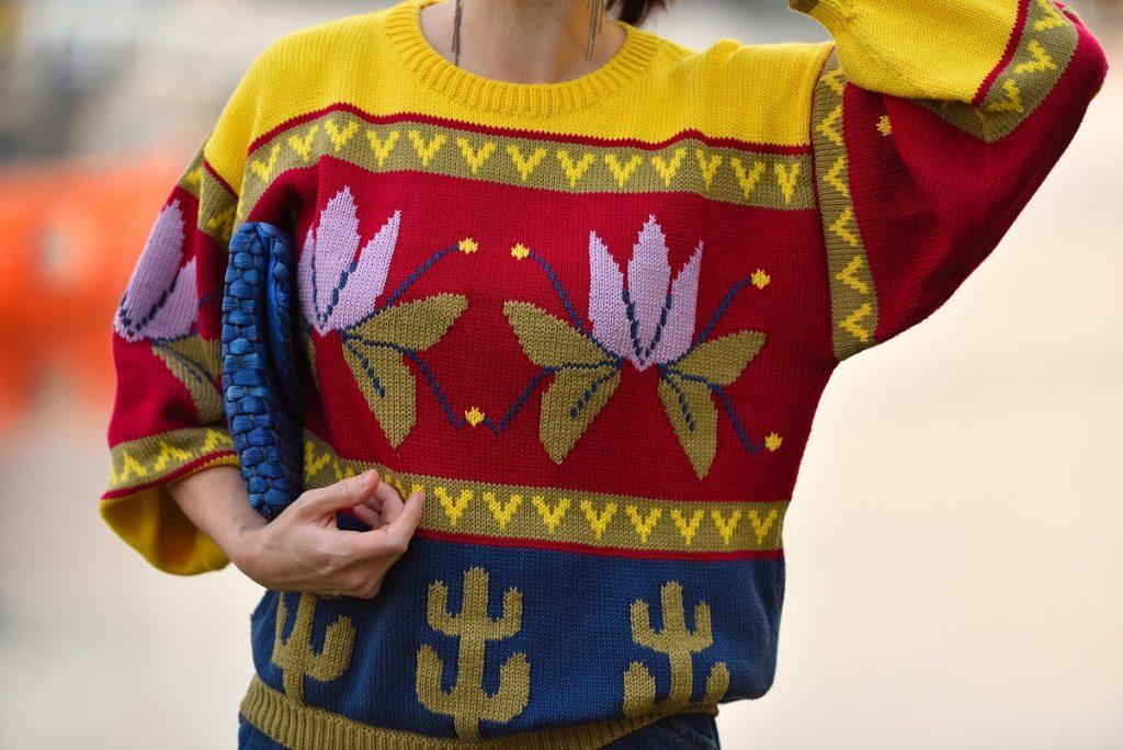 свитера в латиноамериканском стиле