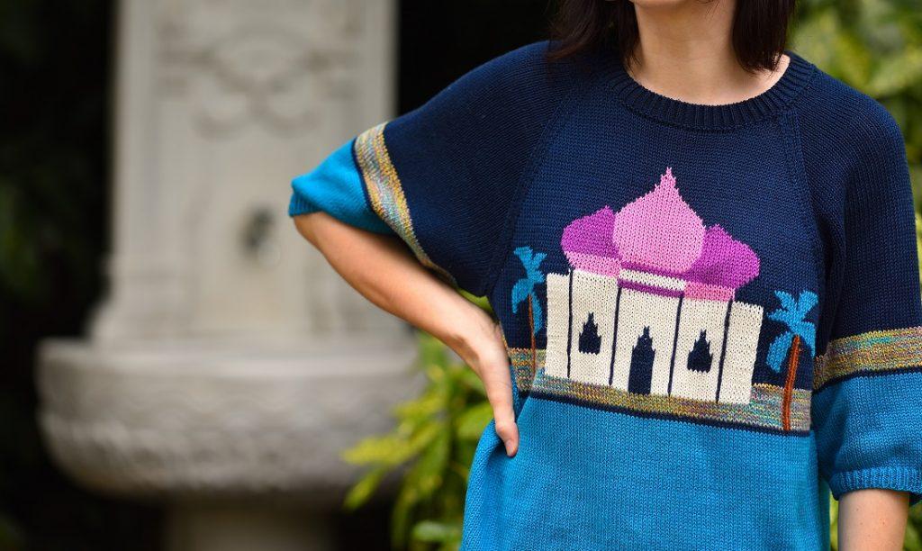 интересные и необычные свитера