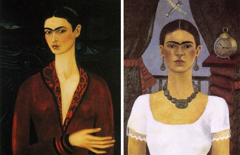 Фрида Кало икона стиля