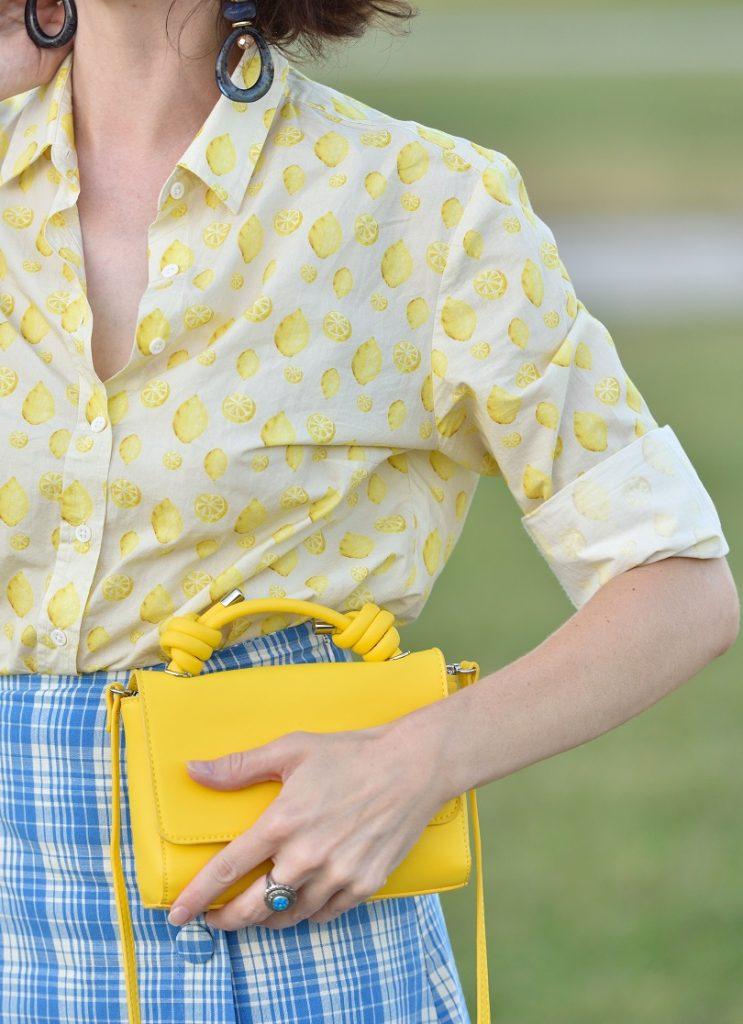 как красиво сочетать принты на одежде