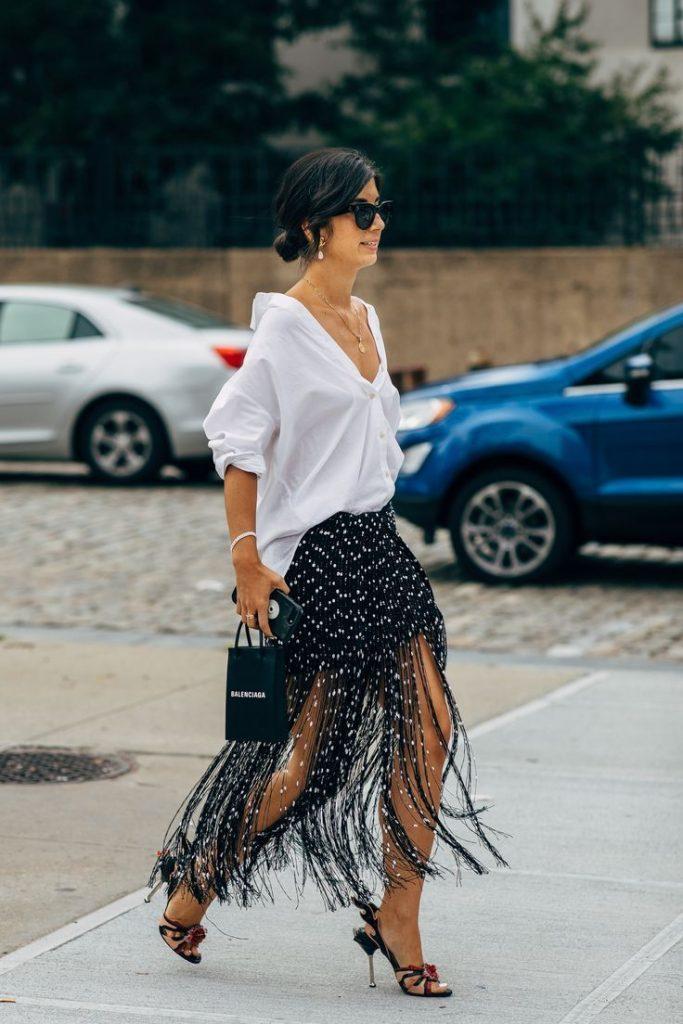 püskül trendi street style