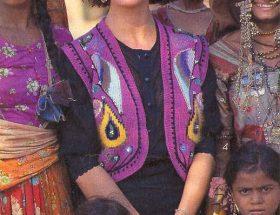 вязание в этническом стиле