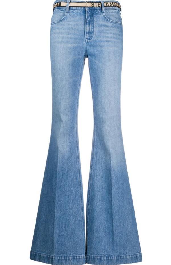 ispanyol paça kot pantolonları