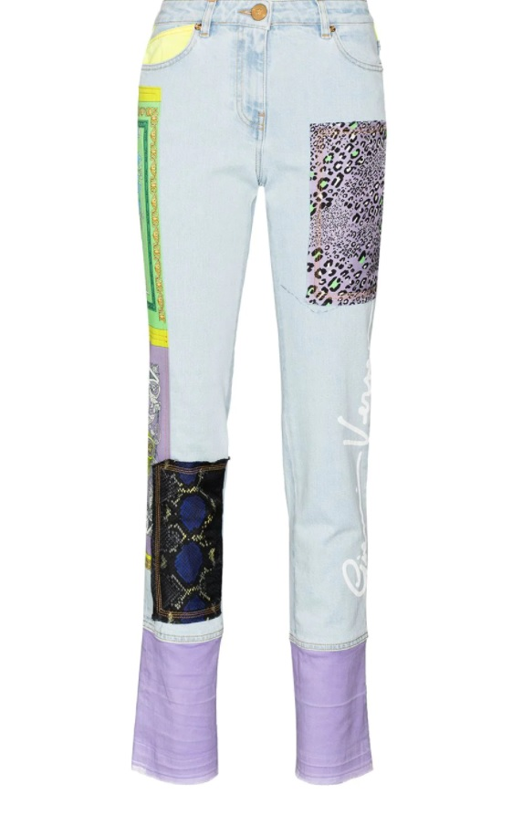 trend patchwork jeanleri