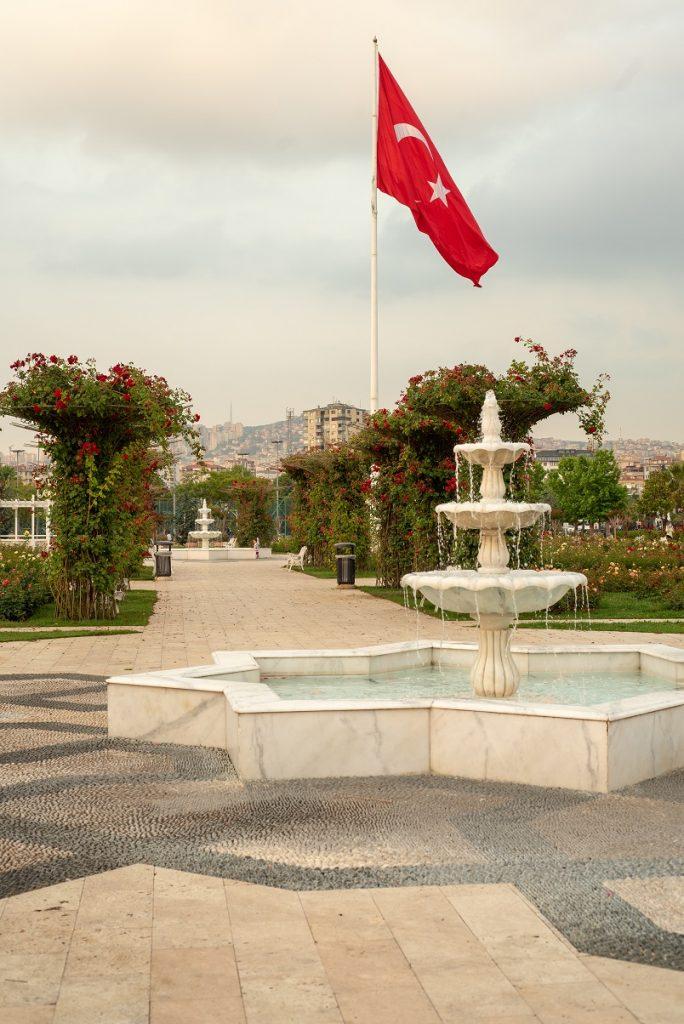 maltepe orhangazi şehir parkı