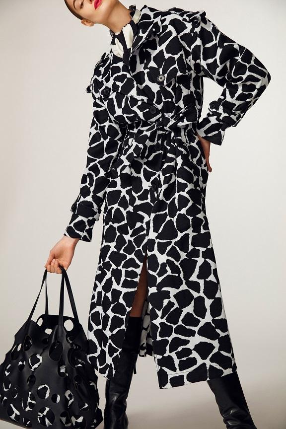 zürafa deseni moda trendleri 2022