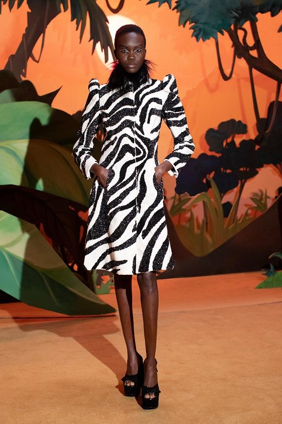 zebra deseni moda trendleri